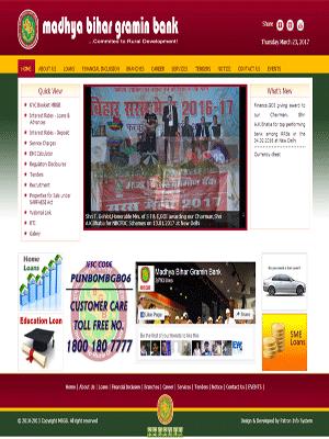 Madhya Bihar Gramin Bank