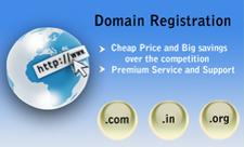 Domain Registratiom